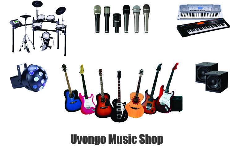 Uvongo Music Shop Weblisting